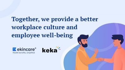 Keka ekincare partnership