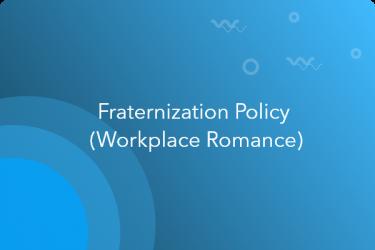 fraternization policy