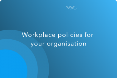 workplace policies for organization