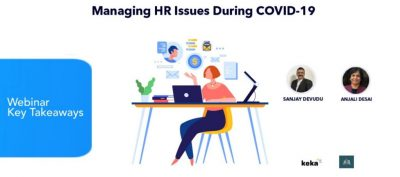HR issues during covid webinar