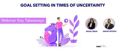goal setting in terms of uncertainty