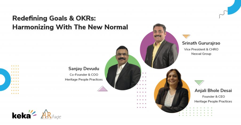 redefining Goals & OKRs