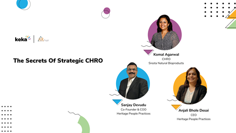 secrets of strategic CHRO