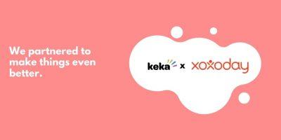 Keka Xoxoday partnership