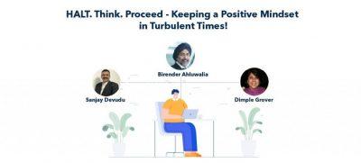 keeping a positive mindset