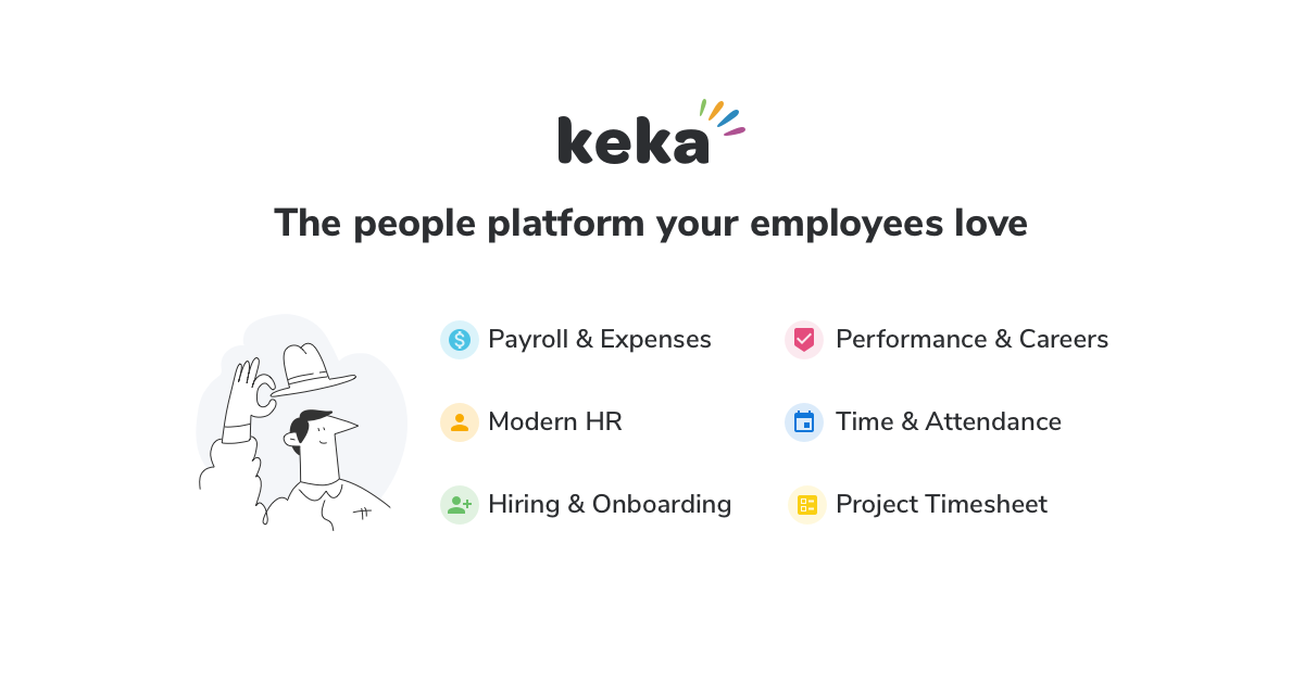 Keka | The HR Payroll software loved by businesses like you
